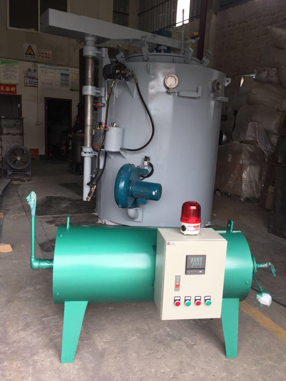 触屏自动控制氮化炉